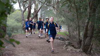 Image for Junior School Interhouse Cross Country