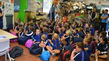 Image for Year 4 Red Hill Waste Management Excursion