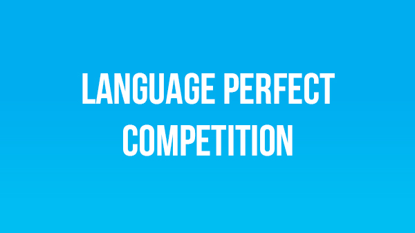 Image for Language Perfect Competition