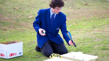 Image for Year 11 Rocket Launching
