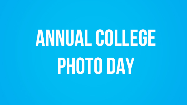 Image for Annual College Photos