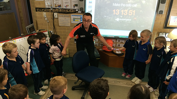 Image for Shock Proof Incursion – Kindergarten to Year 2