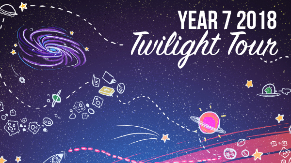 Image for Year 7 2018 Twilight Tour