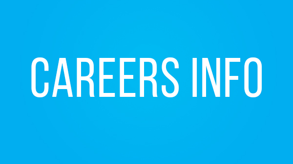 Image for Careers Info