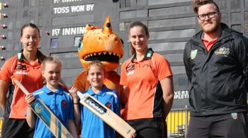 Image for Perth Scorchers U13'S Girl's League