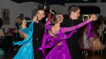 Image for Congratulations to Dancesport Competitors