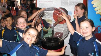 Image for Year 2 SciTech Excursion