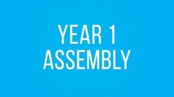 Image for Year 1A Assembly