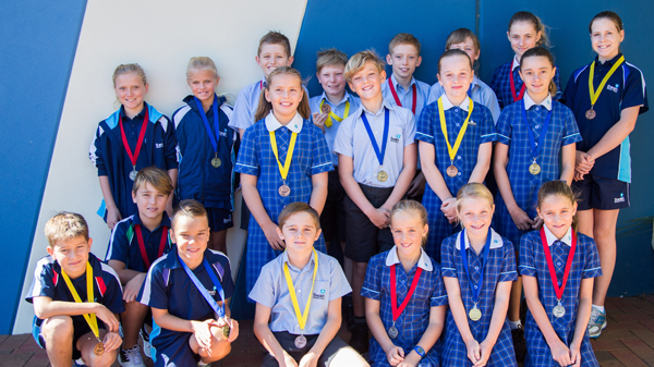 Image for Junior School Inter-House Swimming Carnival