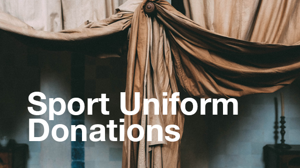 Image for Sport Uniform Donations