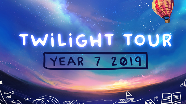Image for Year 7 2019 Twilight Tour