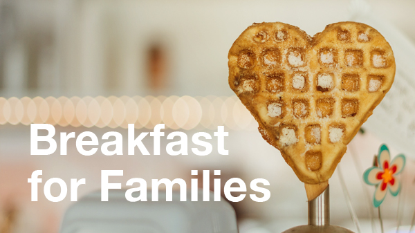 Image for Breakfast for Families this Friday