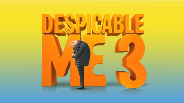 Image for Despicable Me 3 College Fundraiser