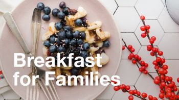 Image for Breakfast for Families