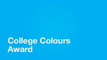 Image for Inaugural Recipients of College Colours