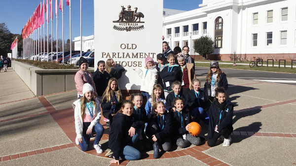 Image for Year 6 Sydney Canberra Trip