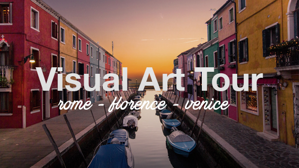 Image for Visual Art Tour to Italy