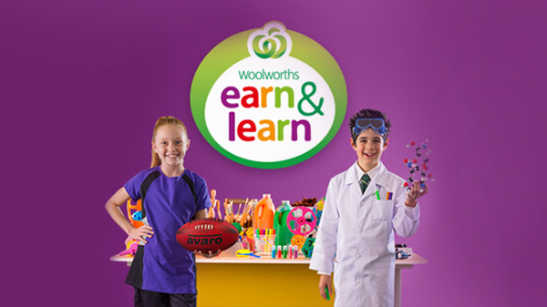 Image for Woolworths Earn and Learn 2017