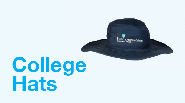 Image for College Hats