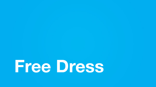 Image for All School Free Dress Day