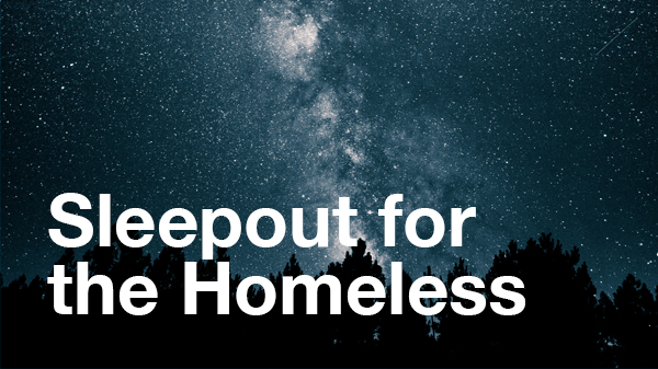 Image for Sleepout for the Homeless