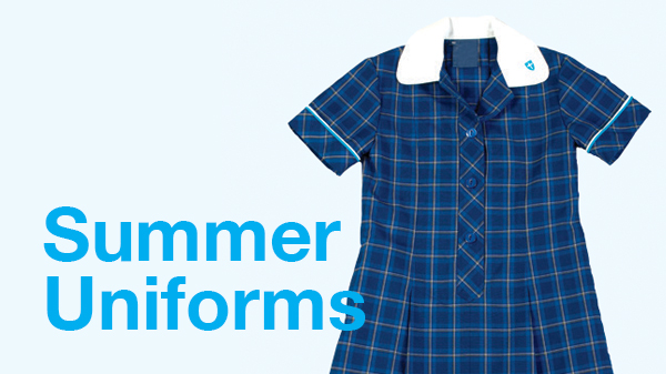 Image for Summer Uniforms in Term 4