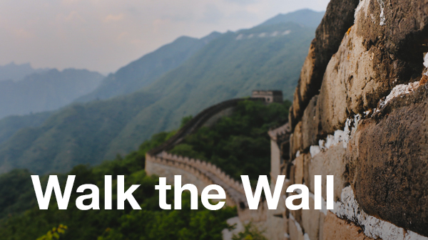 Image for Walk the Wall Update