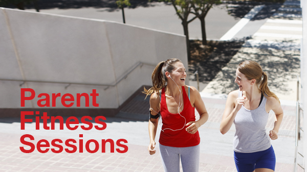 Image for Free Parent Fitness Sessions