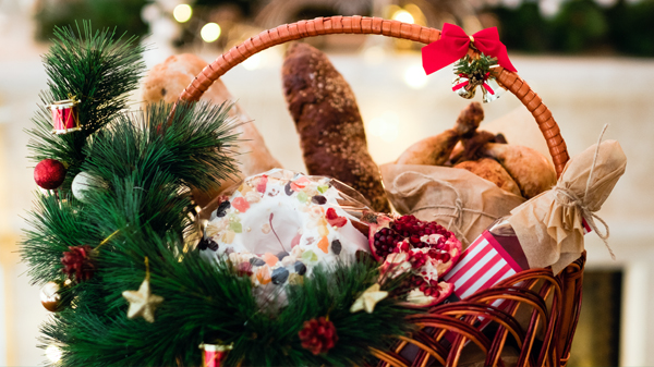 Image for Christmas Hampers