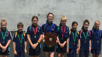 Image for First Place at Athletics Carnival