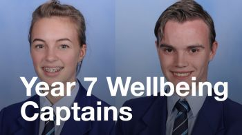 Image for Meet the Year 7 Wellbeing Captains
