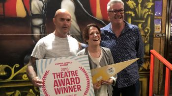 Image for ANYMAN Wins Fringe World Award