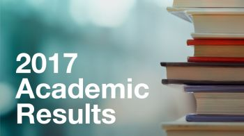 Image for 2017 Graduate Academic Results