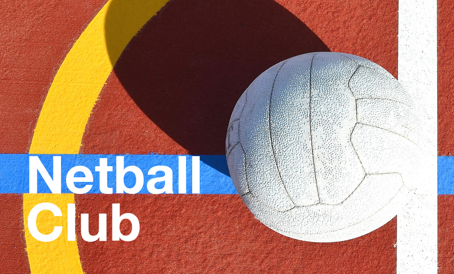 Image for Netball Club Registrations