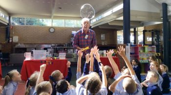 Image for Year 2 Science Alive Incursion