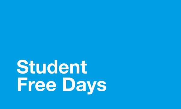 Image for Student Free Days