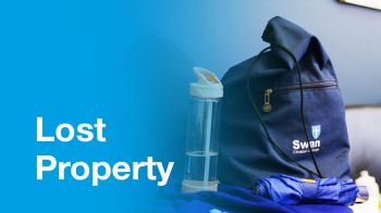 Image for Lost Property at Student Services