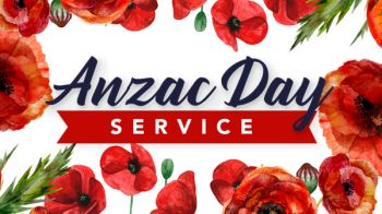 Image for Anzac Day Service Invitation