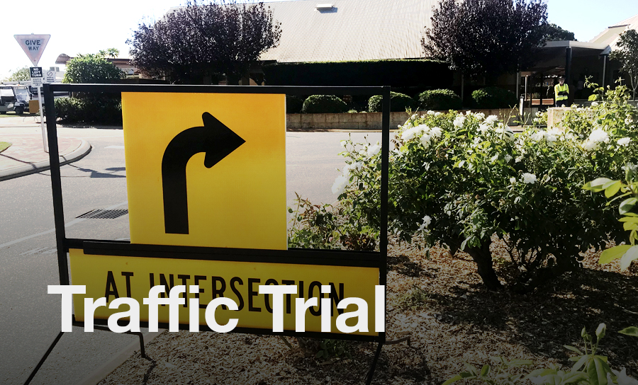 Image for Traffic Trial