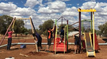 Image for Outback Missions Trip Day 2